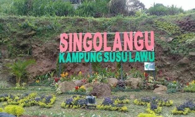 Jalur Pendakian Gunung Lawu Via Singolangu Gunung Lawu