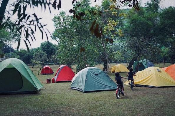 camping di bumi perkemahan ragunan